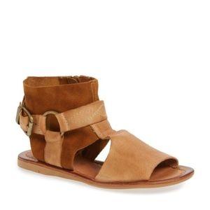 matisse Warner sandal in brown